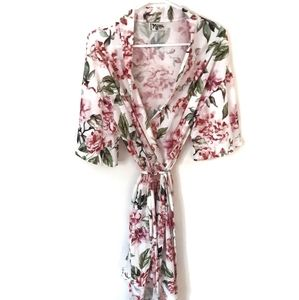 Show Me Your Mumu Floral Robe